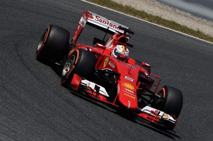 GP SPAGNA F1/2015