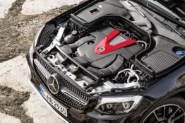 Mercedes-AMG GLC 43 (X 253), 2016 Exterieur: Obsidianschwarz; Interieur: Leder Schwarz, Performance Sitze V6-Biturbomotor, 270 kW(367 PS), 520 Nm Kraftstoffverbrauch kombiniert (l/100 km): 8,3 CO2-Emissionen kombiniert (g/km): 189 exterior: obsidian black; interior: leather black, performace seats V6 biturbo engine, 270 kW(367 hp), 520 Nm Fuel consumption, combined (l/100 km): 8.3 CO2 emissions, combined (g/km): 189