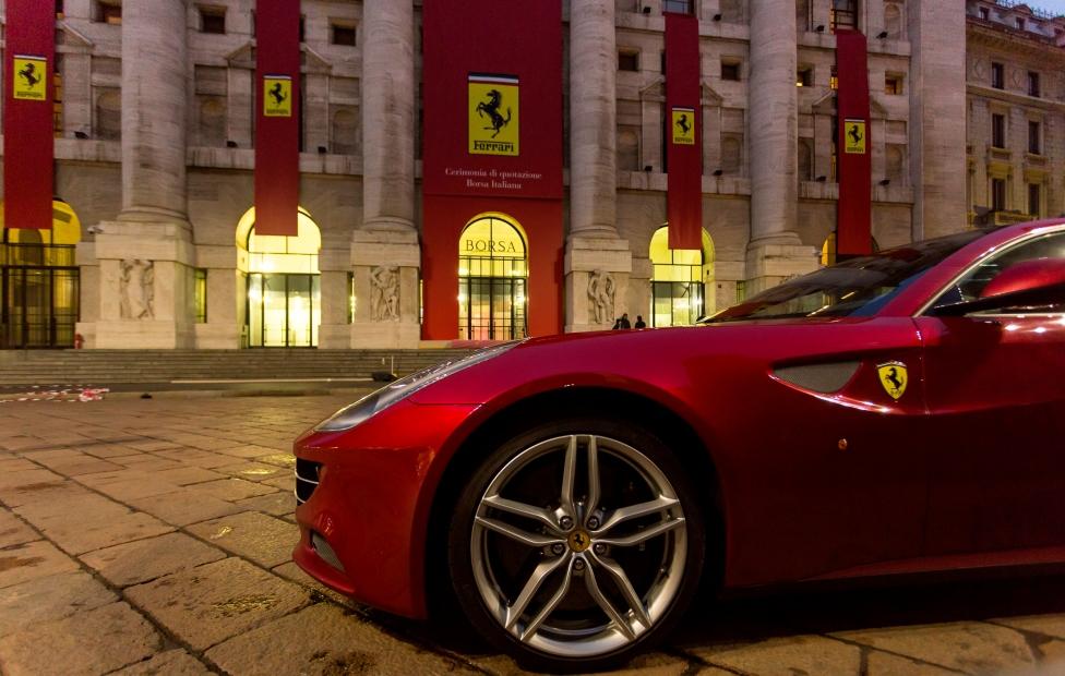 Quotazione Ferrari