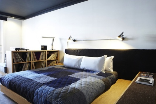 Ace Hotel London Guestroom