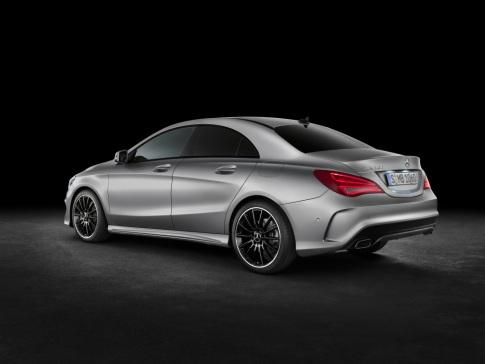 Mercedes-Benz CLA-Klasse, CLA 250 Edition 1, Exterieur