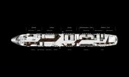 Mercedes Benz Style VIP-Flugzeugkabine Gesamtüberblick // Mercedes Benz Style VIP aircraft cabin overview ; ;