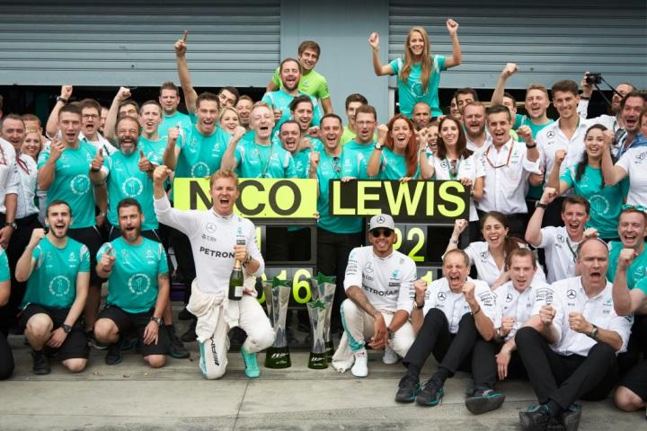 2016 Italian Grand Prix, Sunday