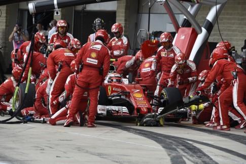 GP USA F1/2016 © FOTO STUDIO COLOMBO PER FERRARI MEDIA (© COPYRIGHT FREE)