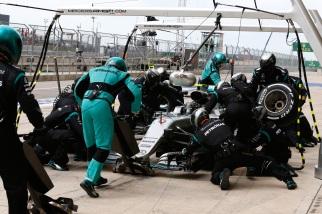 Formel 1 - MERCEDES AMG PETRONAS, Großer Preis der USA 2016. Nico Rosberg ; Formula One - MERCEDES AMG PETRONAS, United States GP 2016. Nico Rosberg;