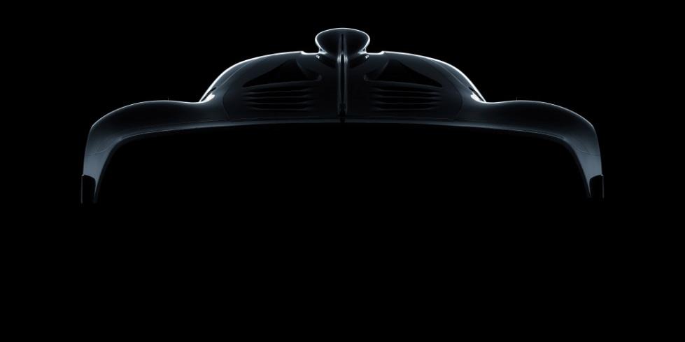 Mercedes-AMG Hypercar Skizze
