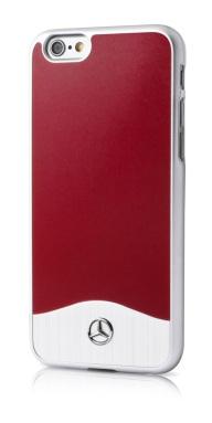 Hardcover-Hülle Klassik rot ; Hard case: classic red;