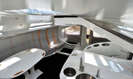Sailing yacht JP 54 - Interior 2