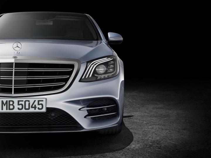 Mercedes-Benz S-Klasse; 2017