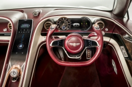 EXP 12 Speed 6e - Interior Driver's Eye View