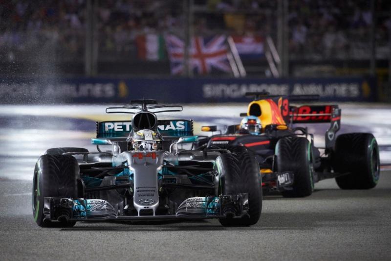 2017 Singapore Grand Prix, Sunday - Steve Etherington
